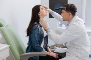 laryngolog chorzów
